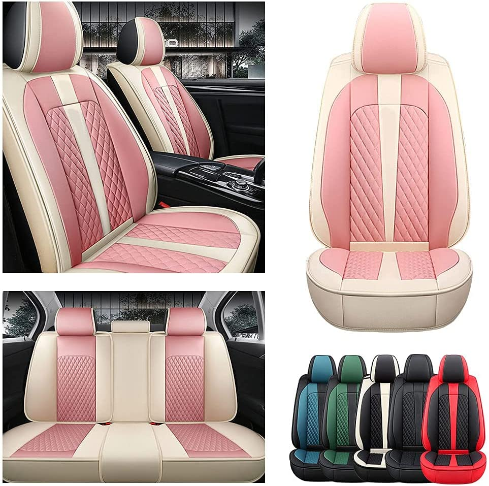 Car Seat Covers Full Set Universal Most Bargain Truck Max 50% OFF Fit Sedan for SUV