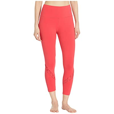 Bebe Sport Sport Crisscross Pants (Hibiscus) Women