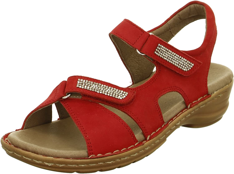 ARA Damen Sandaletten 12-37295-09 rot rot 258633  neuer Stil