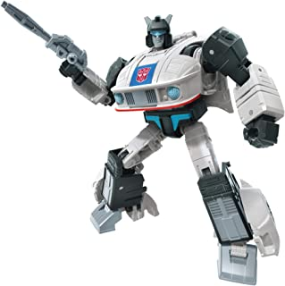Transformers F0709 Toys Studio Series 86-01 Deluxe Class The : The Movie 1986 Autobot Jazz Action Figure - Ages 8 and Up, ...