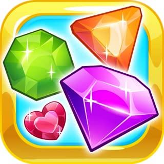 Jewel Madness : Match 3 Puzzle Game