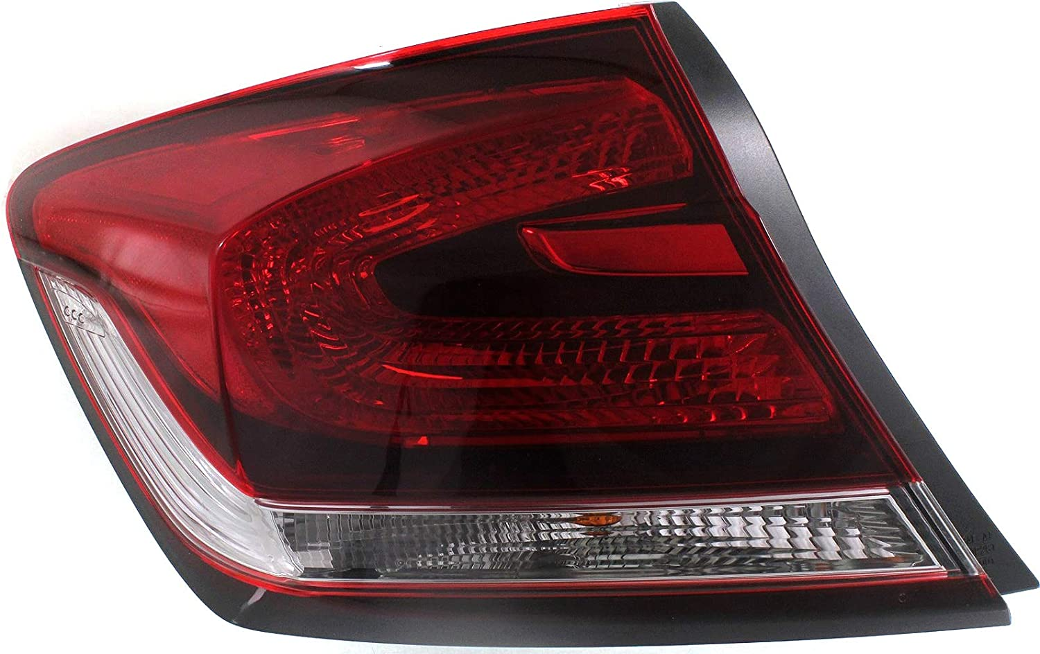 Evan-Fischer wholesale Tail 2021 new Light Assembly with 2013-2015 Compatible Honda
