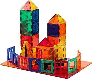 マグネットブロック 磁石 ブロック 知育玩具  60ピース クリスマス 誕生日 プレゼント おもちゃ