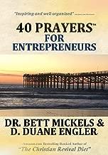 40 Prayers for Entrepreneurs (40 Prayers Series)