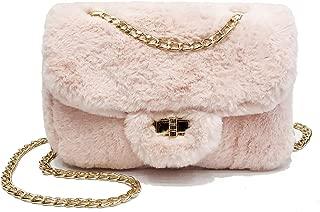 Best pink furry purse Reviews