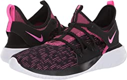 Black/Laser Fuchsia/White