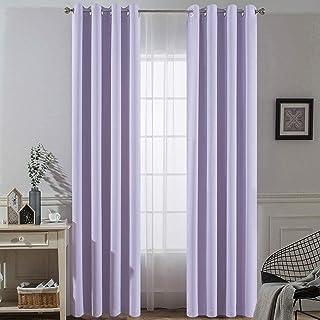 Amazon Com Lilac Curtains