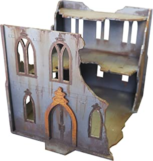 Frontline Gaming - ITC Terrain - Gothic Ruins: Store - Tabletop Miniatures Wargame 28mm Scenery Terrain