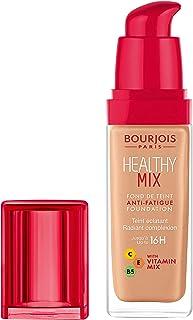 Bourjois Healthy Mix Anti-Fatigue Foundation. 55.5 Honey, 30 ml - 1.0 fl oz
