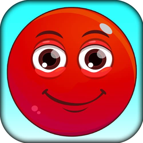 Red Jumpy Boucing Jump Ball: the hottest mobile brain games of all time, try it NOW!
