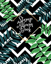 Stamp Album Book: Stamp Collecting Album to Collect Your All Favorite Stamp or Currencies | Stamp Album for Kids and Adult...