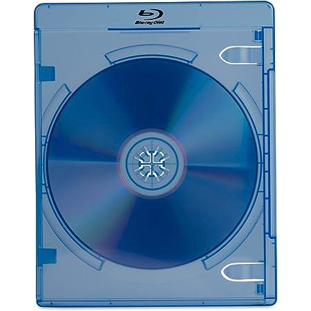 1 x Amaray 5 discos Blu-ray estuche de 21 mm en embalaje Dragon Trading.