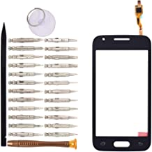 Goodyitou Touch Screen Glass Digitizer Replacement for Samsung Galaxy V/Galaxy Ace 4/G313F/Galaxy S Duos 3/G313HU(Black)