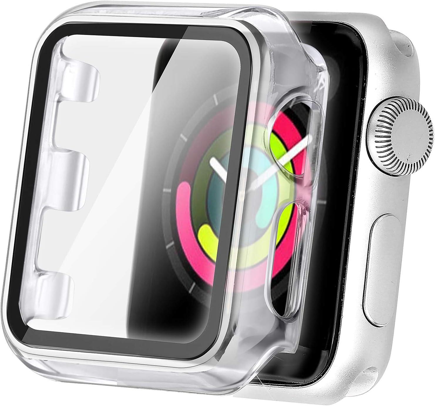 Carcasa compatible con Apple Watch SE Series 4/5/6