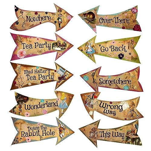 Alice In Wonderland Party Amazon Com