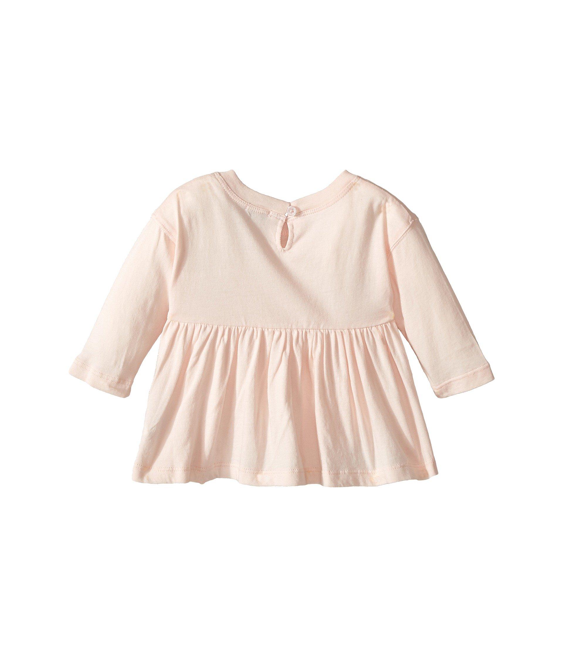 Splendid littles long sleeve top with lace insert infant for Splendid infant