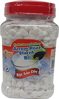Arrow Root Starch, Bot San Day. Gluten Free Thickener 17.5 ounce Jar