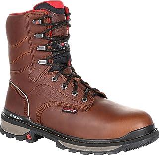 حذاء عمل معزول مقاوم للماء 800 جرام مضاد للماء من Rocky Rams Horn
