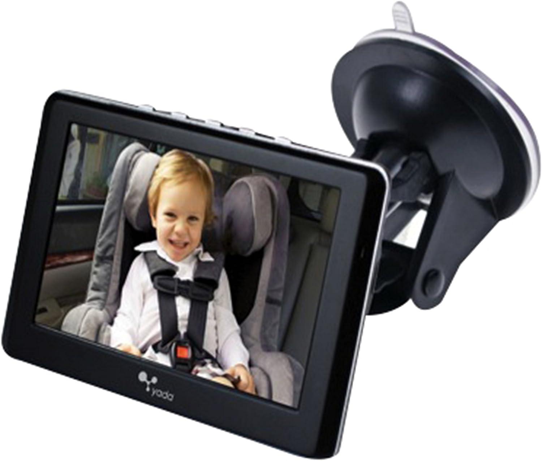 Yada BT53901F-2 4.3 Inch Tiny Traveler Digital Wireless Baby Matte Black | 4.3