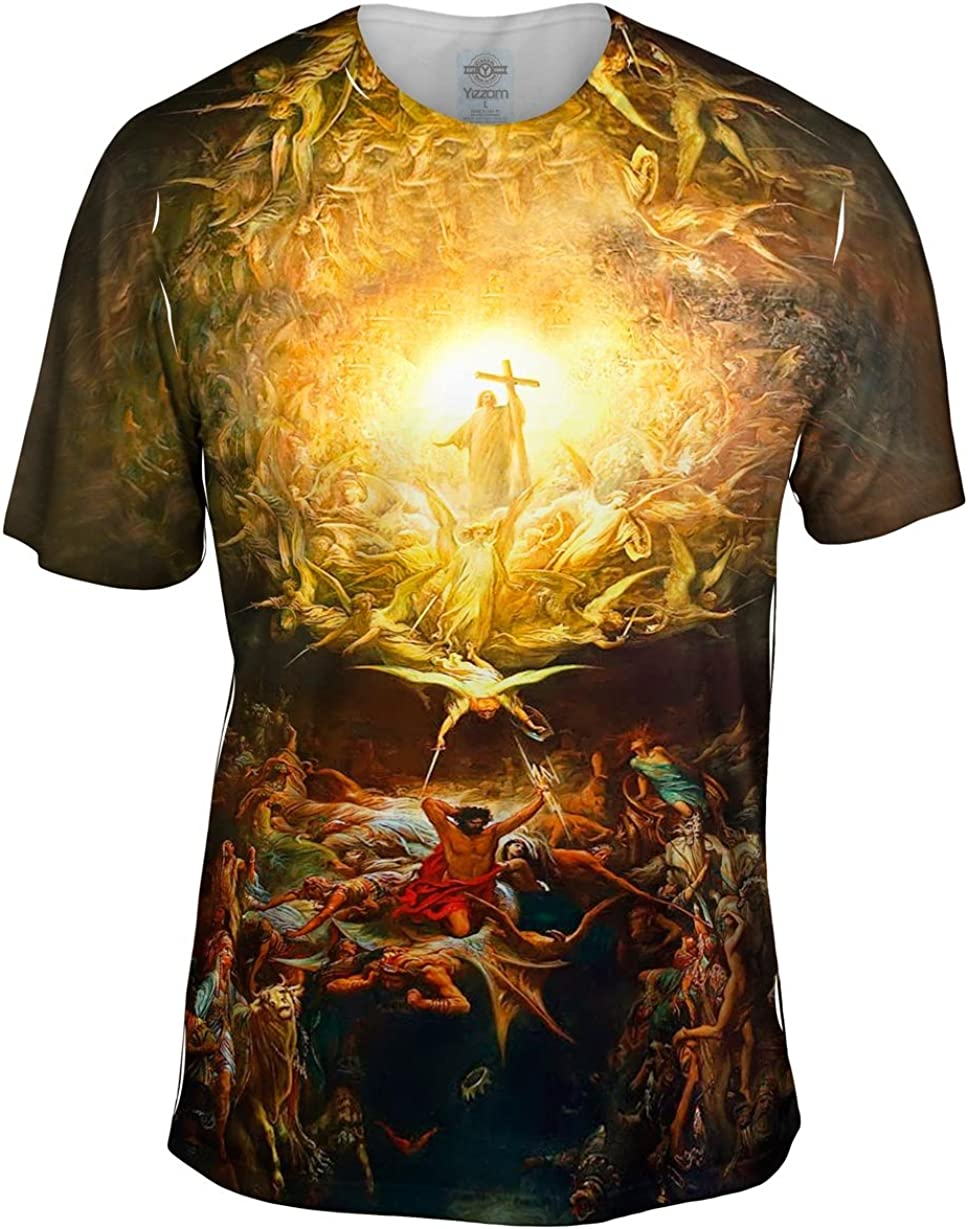 Soldering Yizzam- Gustave Dore Ranking TOP12 - Triumph 1899 M Christianity of -Tshirt-