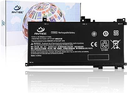 ANTIEE 63 3Wh TE04XL Laptop Akku f r HP Owmen 15-ax200 15-ax250wm 15-ax210nr 15-ax243dx 15-ax252nr 15-ax220tx Pavilion 15-bc200 15-bc204nf 905175-271 905175-2C1 905277-855 TPN-Q173 15 4V Schätzpreis : 45,70 €