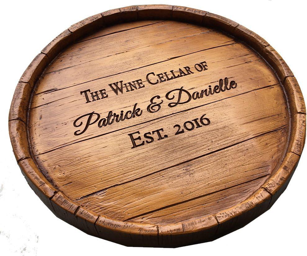 Piazza Pisano Lazy 5 ☆ popular Susan Wine Free shipping / New Personalized Barrel
