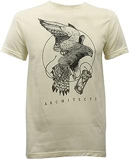 Architects Band Bird Slim Fit T-Shirt Natural