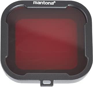 Mantona Filter Set GoPro Hero 4 3  Grey Red Yellow Lilac...