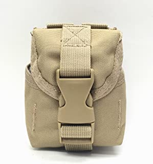 TAC Force WebTac Modular Grenade Pouch Flap with Quick Release Buckle