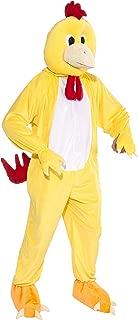Men's Promotional Chicken Mascot Costume