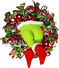 Amazon.com: grinch christmas fabric