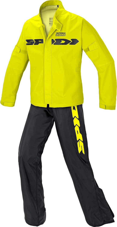 Spidi Sport Rain Kit 2 Piece Motorcycle Rain Suit L Auto