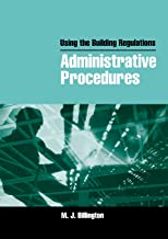 Using the Building Regulations: Administrative Procedures
