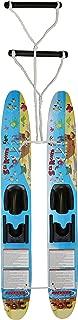 Hydroslide Kid's Trainer Water Skis, Blue, 48-Inch (Renewed)