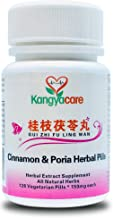 [Kangyacare] GUI Zhi Fu Ling Wan - Cinnamon & Poria Pills - Natural Cycle Relief - Help Menstrual Cramps, Pelvic Cramping, Bloating, Period Pain - Promote Women's Health - (1 Bottle)