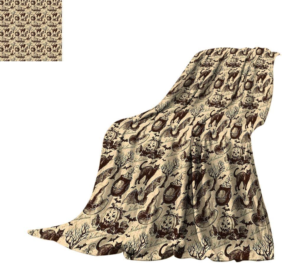 Amazing Halloween Large Bed Witch Louisville-Jefferson County Mall Blankets San Jose Mall Symbols of