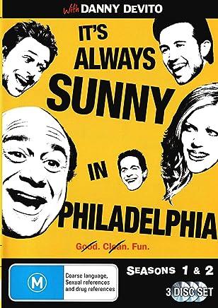 IT'S ALWAYS SUNNY IN PHILADELPHIA: SEAS 1-2 (3 DISC)
