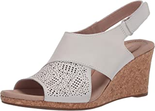 Clarks Women's Lafley Joy Wedge Sandal