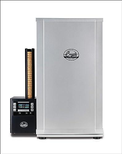 Bradley-Smoker-BTDS76P-990216-Bradley-Digital-4-Rack-Smoker,-Electric,-Silver
