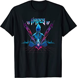 Villains Hades 90s Rock Band T-Shirt