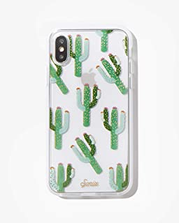 Sonix Cactus Cell Phone Case [Military Drop Test Certified] Protective Clear Case (iPhone X/XS)