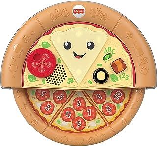 Fisher-Price Ríe y Aprende Rebanada de Aprendizaje Pizza
