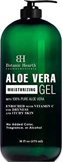 aloe vera gel on vagina