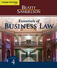 Business Law CourseMate (with eBook) for Beatty/Samuelson's Cengage Advantage Books: Essentials of Business Law, 4th Edition