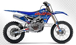 2017 yz450f graphics