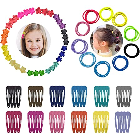 Bar Clips Baby Girl Hair Clips Gifts for Girls Toddler Hair Clip Set of Acrylic Hair Clips No Slip Hair Clips PEARL Clips