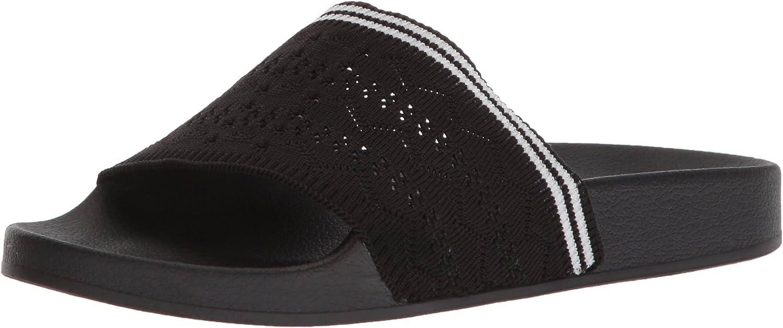 Steve Madden Woherren Vibe Slide Sandal, schwarz, 7 7 7 M US  ad8fe4