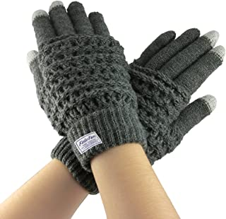 Glove long Navi PRESKIN Stylish Armwarmer Muff gloves but warm Tablet for more tact for Smartphones Cool