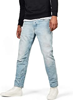 G-Star RAW(ジースターロゥ) Arc 3D Relaxed Tapered Jeans メンズジーンズ 立体裁断