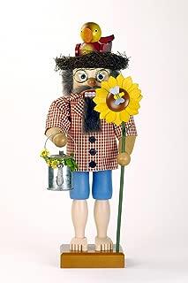 German Christmas Nutcracker Mr. Summer - 48 cm / 19 inches - Christian Ulbricht